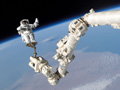 ISS et �toiles