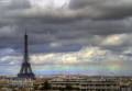 Arc en ciel horizontal