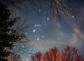 Orion au printemps