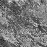 Très près de la lune de Jupiter Io