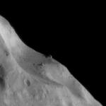 Cratères et rochers d'Eros