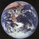 masse de la terre