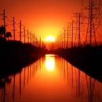 Alignement du systeme solaire