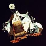 Le module lunaire d'Apollo 17