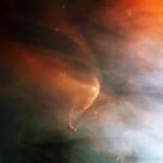 LL Orionis: quand les vents cosmiques entrent en collision