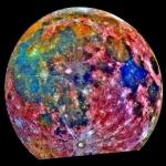 La Lune colorée