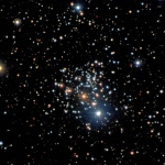 NGC 2266&nbsp: Un vieil amas dans le New General Catalog