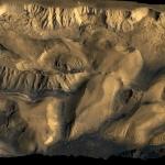La Nasa et la plan�te Mars.