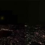 Un panorama d'Apollo 12