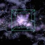 Chaîne de galaxies inattendues dans l'Univers primordial