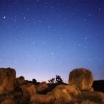 Comète sur la Terre en septembre