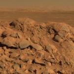 A l'horizon de Mars