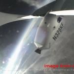 SpaceShipOne remporte le X-Prize