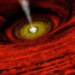 GRO J1655 40 : preuve d'un trou noir en rotation