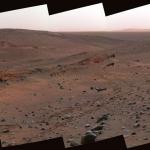 L'affleurement Mathusalem sur Mars