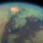 L'étrange tache de Titan