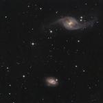 Galaxies en vue