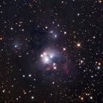 Les jeunes soleils de NGC7129