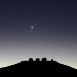 Des planètes sur le Paranal