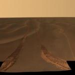 Mars déserte: Rub al Khali
