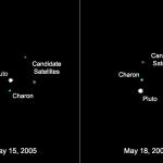De possibles lunes de Pluton