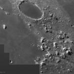 Platon et les Alpes lunaires