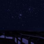 Amas d'étoiles de rêve