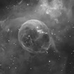 NGC 7635 : La Bulle
