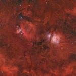 Le berceau d'Orion