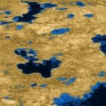 Etendues liquides sur Titan