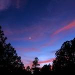 Point très lumineux fixe dans le ciel ? L' ISS ?