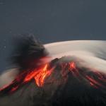 Répliques d'un tremblement de terre sur l'île de Lombok