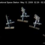 Station Spatiale au Soleil