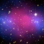 Quand deux amas de galaxies entrent en collision