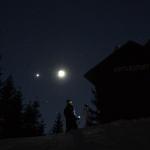 lune étoile