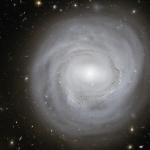La galaxie anémique NGC 4921