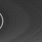Equinoxe sur Saturne