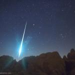 Très grosse étoile fillante bleue 17-08-15 1h