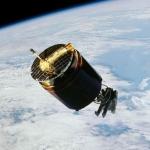 L'astronaute qui attrapa un satellite