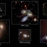 Trous noirs et fusions de galaxies