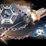 Le poster hommage à la navette spatiale Endeavour