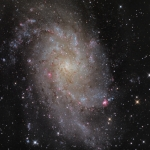 M33, la galaxie du Triangle