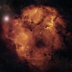 Les monstres d'IC 1396