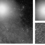 Alpha du Centaure, le syst�me stellaire le plus proche du Soleil
