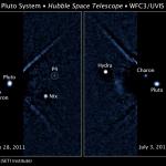 Une quatrième lune pour Pluton