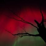 Comment prédire une aurore boréale rouge ?