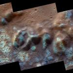 Petits creux sur Mercure
