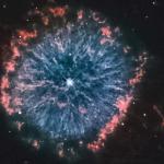 NGC 6751, nébuleuse de l'Oeil étincelant