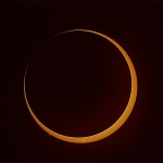 Eclipse annulaire à Cape York
