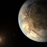Kepler 186f, le nouveau Monde